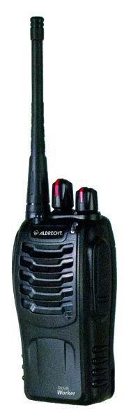 ALBRECHT TECTALK WORKER: Catálogo de Olanni Electronics