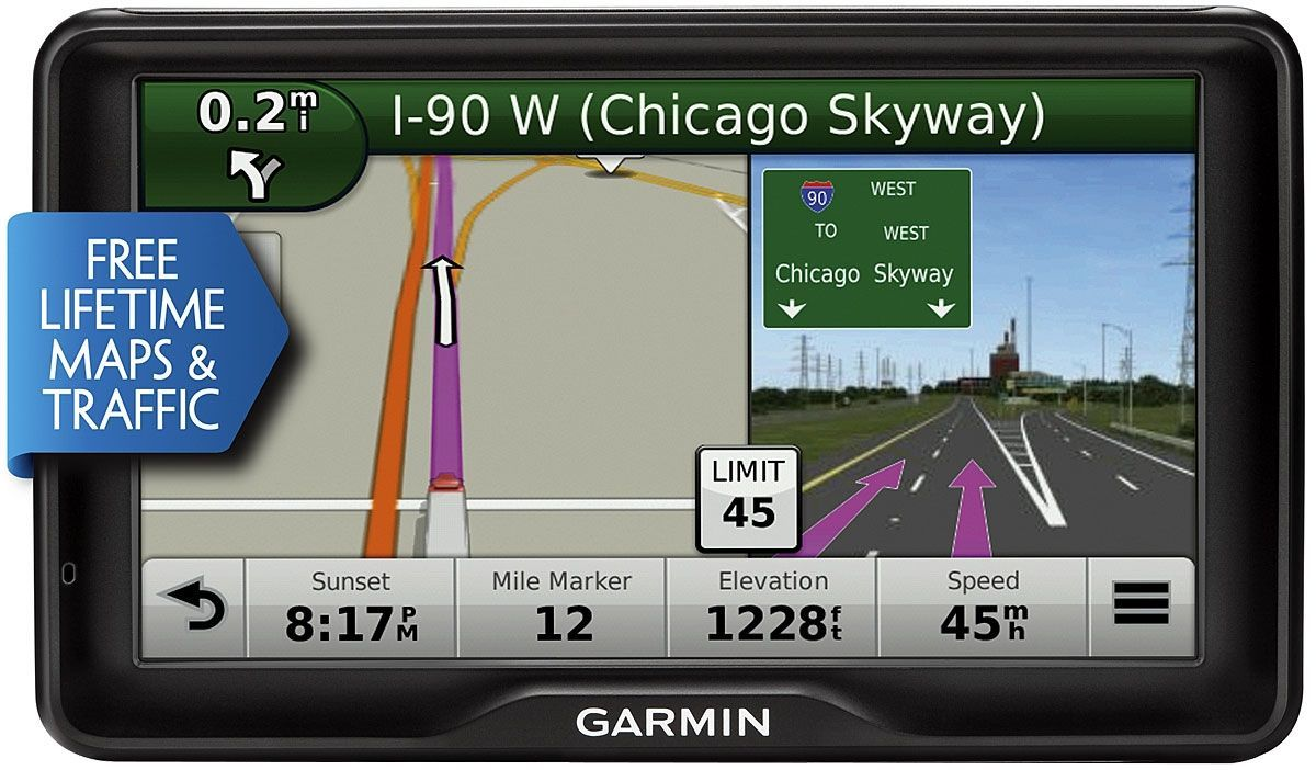 GARMIN DELT 760 LMTF (GPS CAMION): Catálogo de Olanni Electronics