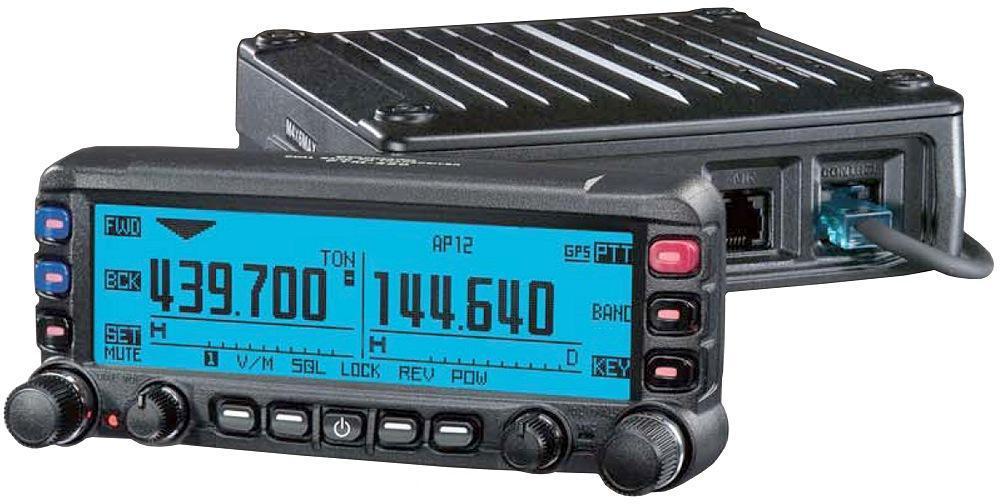 YAESU FTM-350: Catálogo de Olanni Electronics