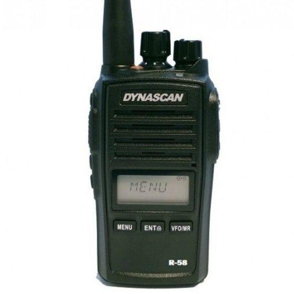 DYNASCAN R-58: Catálogo de Olanni Electronics