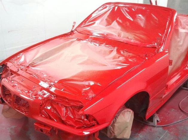 Autochapa 2000, taller de chapa y pintura en Pilar de la Horadada