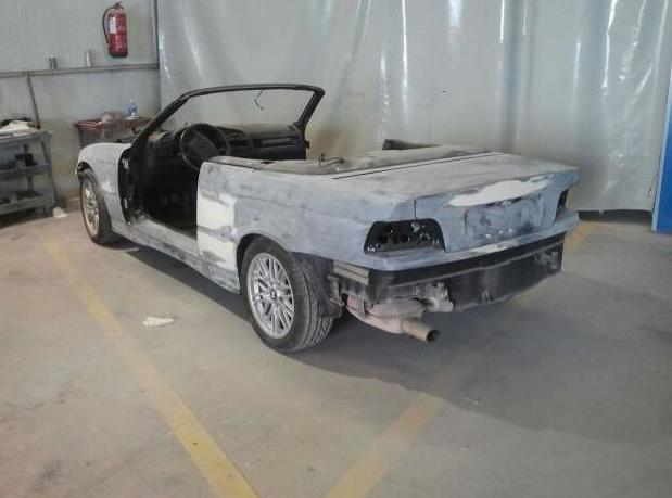 Restauración de coches: Servicios que prestamos de Autochapa 2000