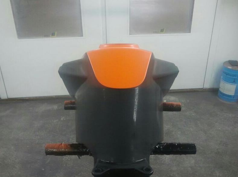 En Autochapa 2000 restauramos la carrocería de tu moto