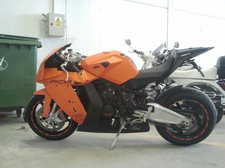 Restauración de motos y bicicletas