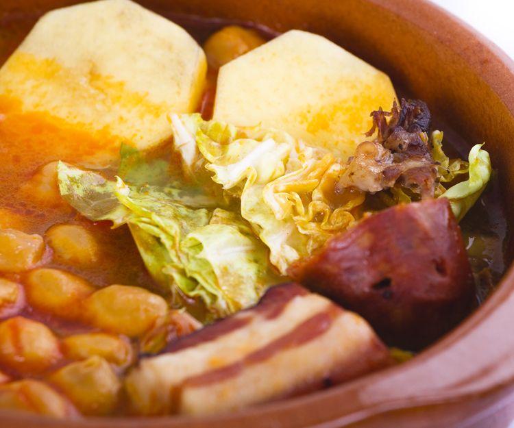 Cocina tradicional, menú del día.