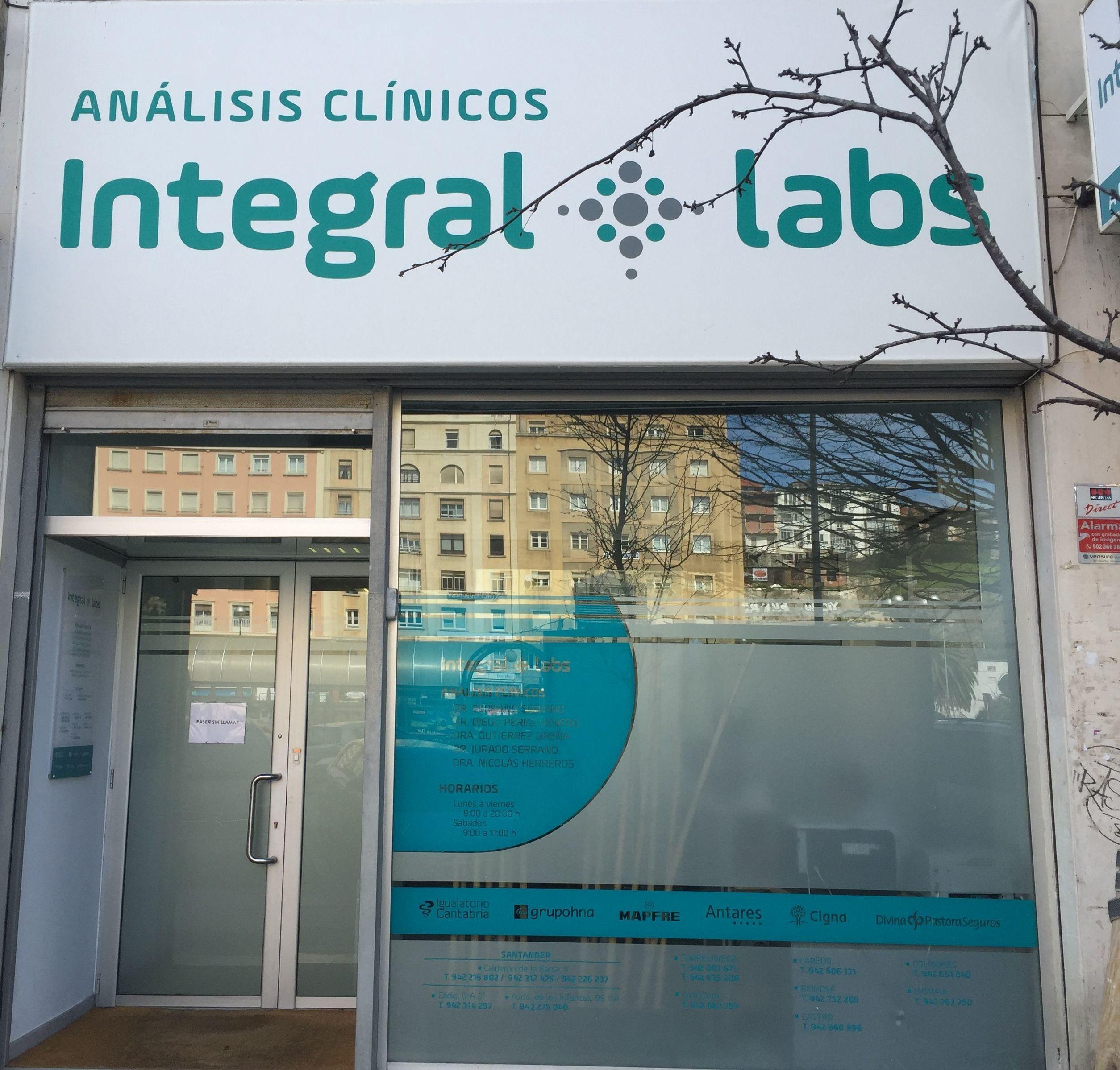 Foto 1 de Laboratorios de análisis clínicos en  | Integral Labs