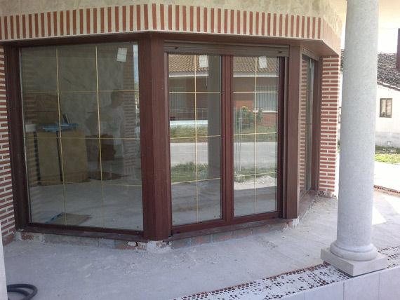 Foto 2 de Carpintería de aluminio, metálica y PVC en Cantalejo | Aluminios Álamo