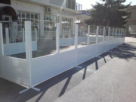 Foto 4 de Carpintería de aluminio, metálica y PVC en Cantalejo | Aluminios Álamo