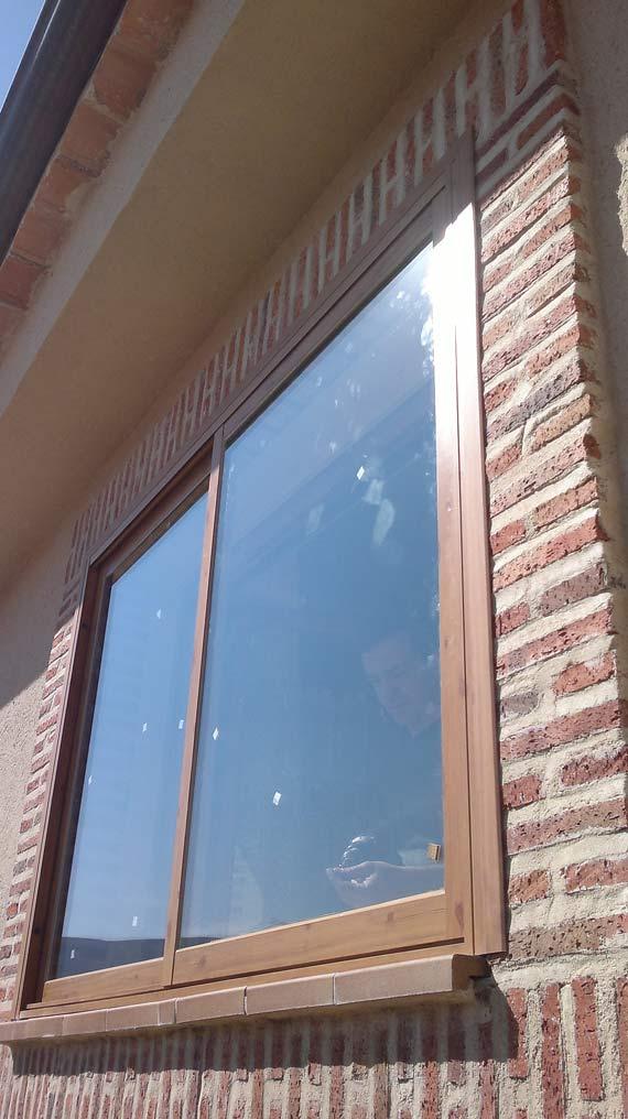 Foto 13 de Carpintería de aluminio, metálica y PVC en Cantalejo | Aluminios Álamo