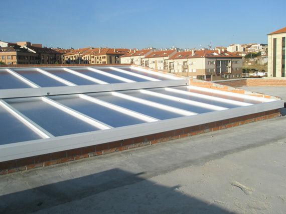 Foto 12 de Carpintería de aluminio, metálica y PVC en Cantalejo | Aluminios Álamo