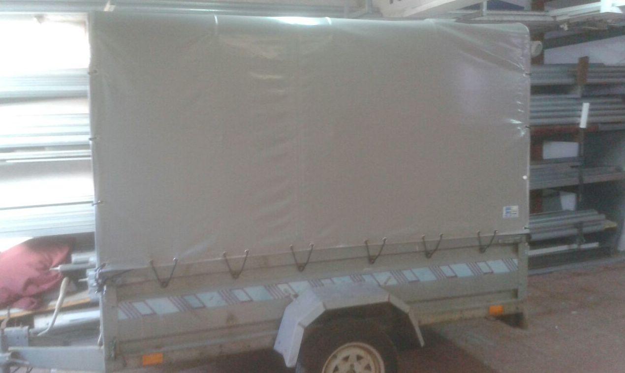 Encerados para camión lateral