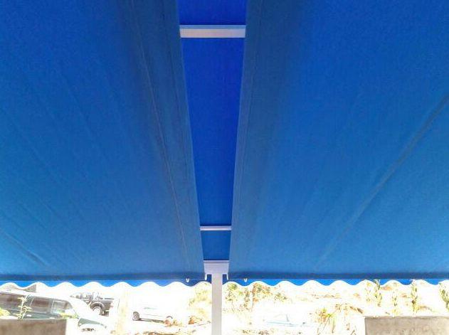 Instalación de toldos en Tenerife