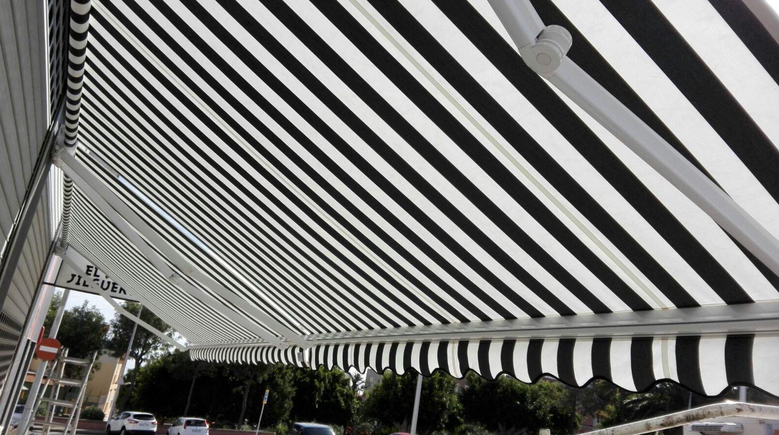 Instalación de toldos en santa Cruz de Tenerife