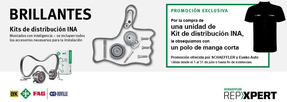 Campaña Kits de distribución INA