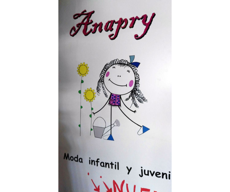 Anapry, ropa infantil y juvenil en Las Palmas