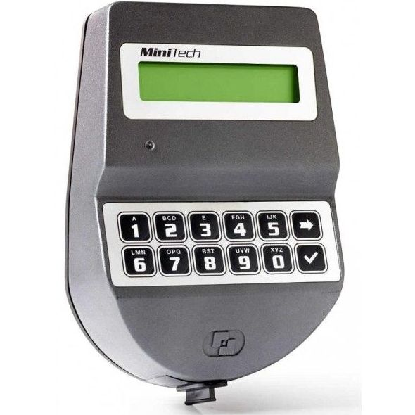 Cerradura electrónica Minitech