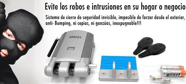 Cerradura Invisible