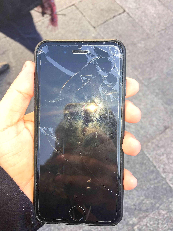 Arreglar pantalla Iphone en San Vicente del Raspeig