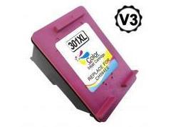 Cartucho compatible HP nº301XL CH5646EE 18ml Tricolor: Productos y servicios de Rec Line