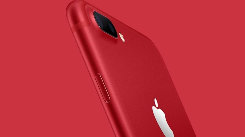 Apple lanza el iPhone 7 en color rojo (y actualiza su iPad)