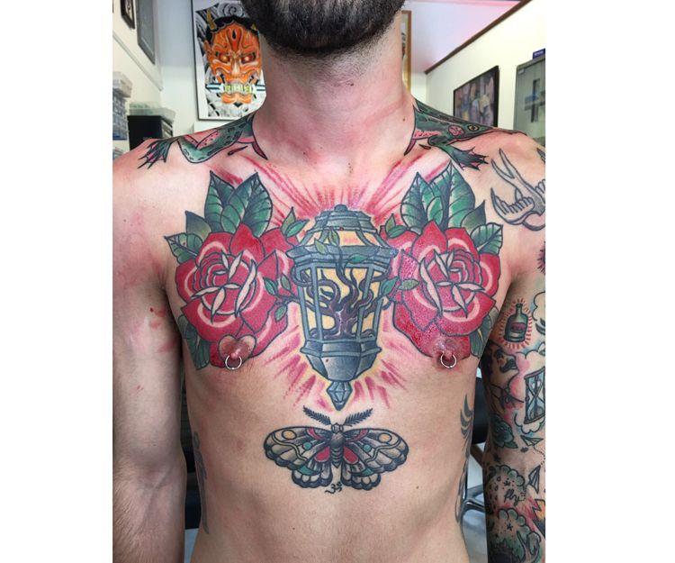 Gran variedad de tatuajes en A Coruña