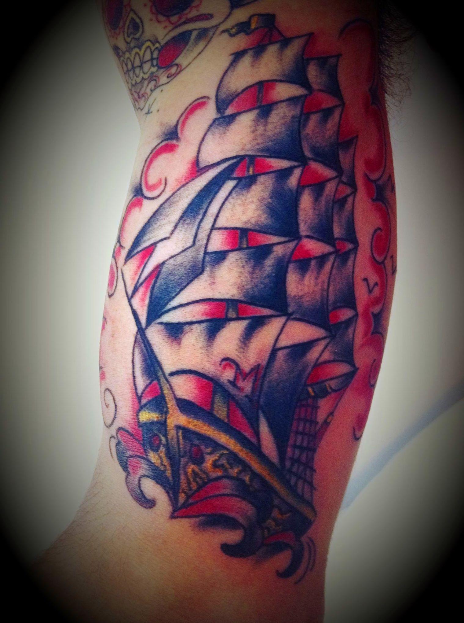 Foto 83 de Especialistas en tatuaje en A Coruña en A Coruña | Sailors Tattoo Family
