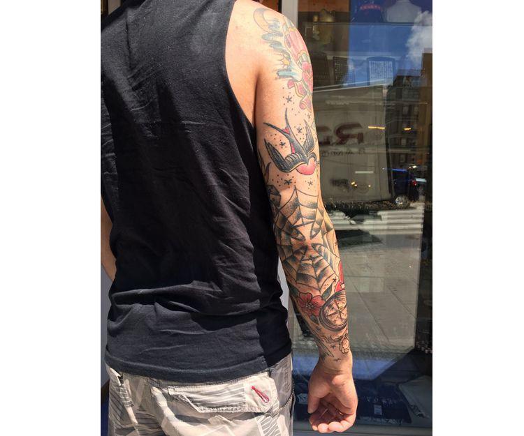 Tatuajes con diseños personalizados