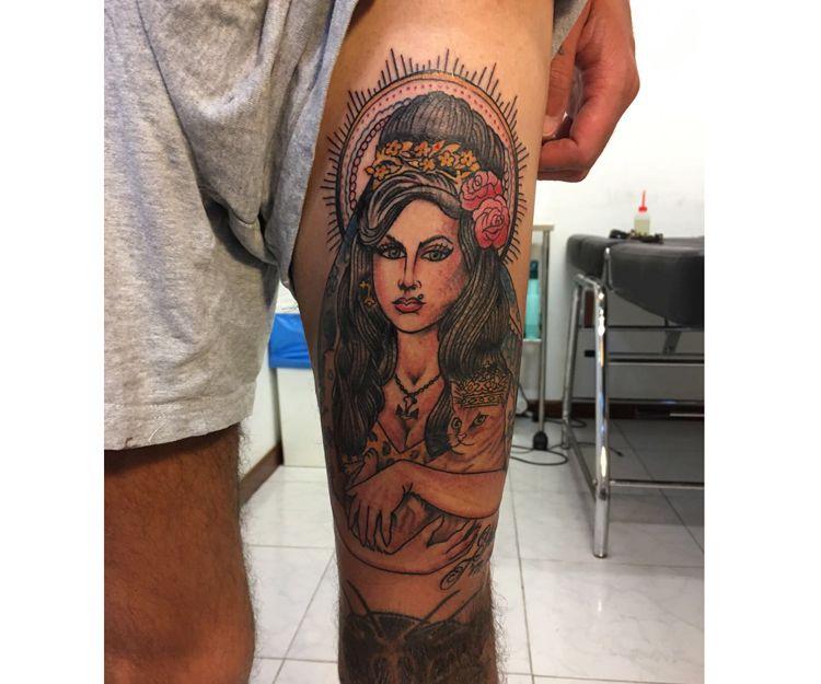 Tatuajes para pierna