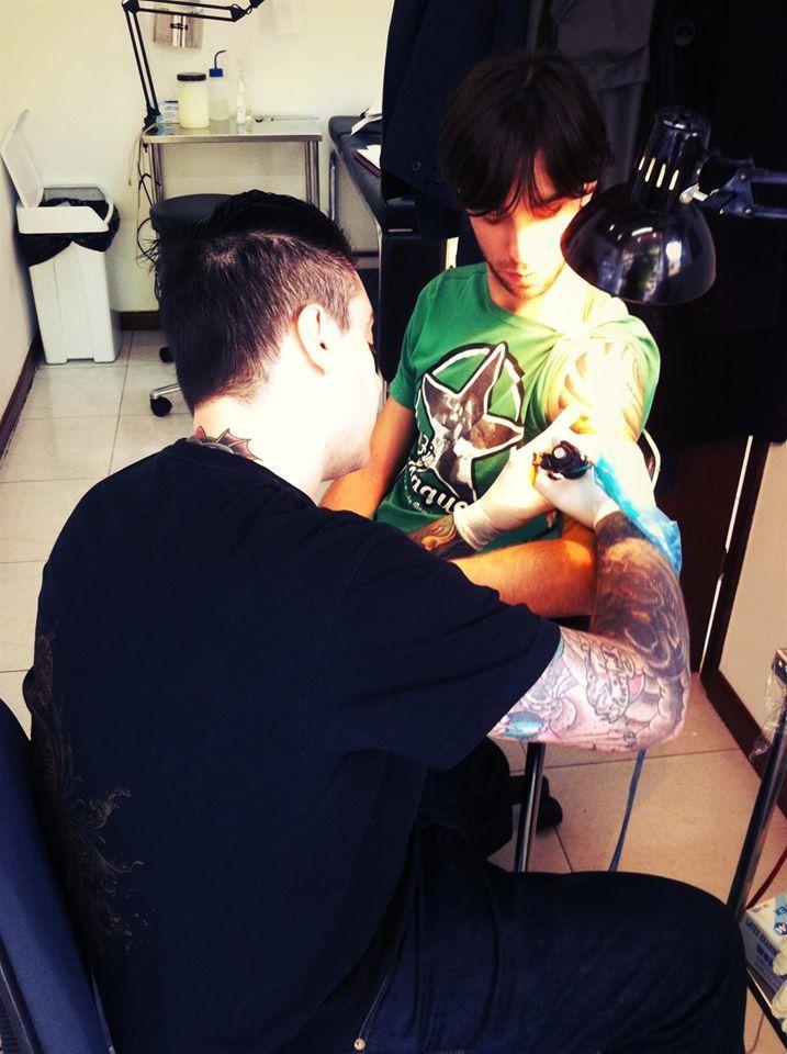 Estudio de tatuaje en A Coruña
