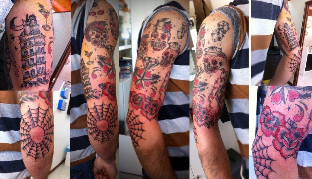 Sailors Tattoo Family en A Coruña