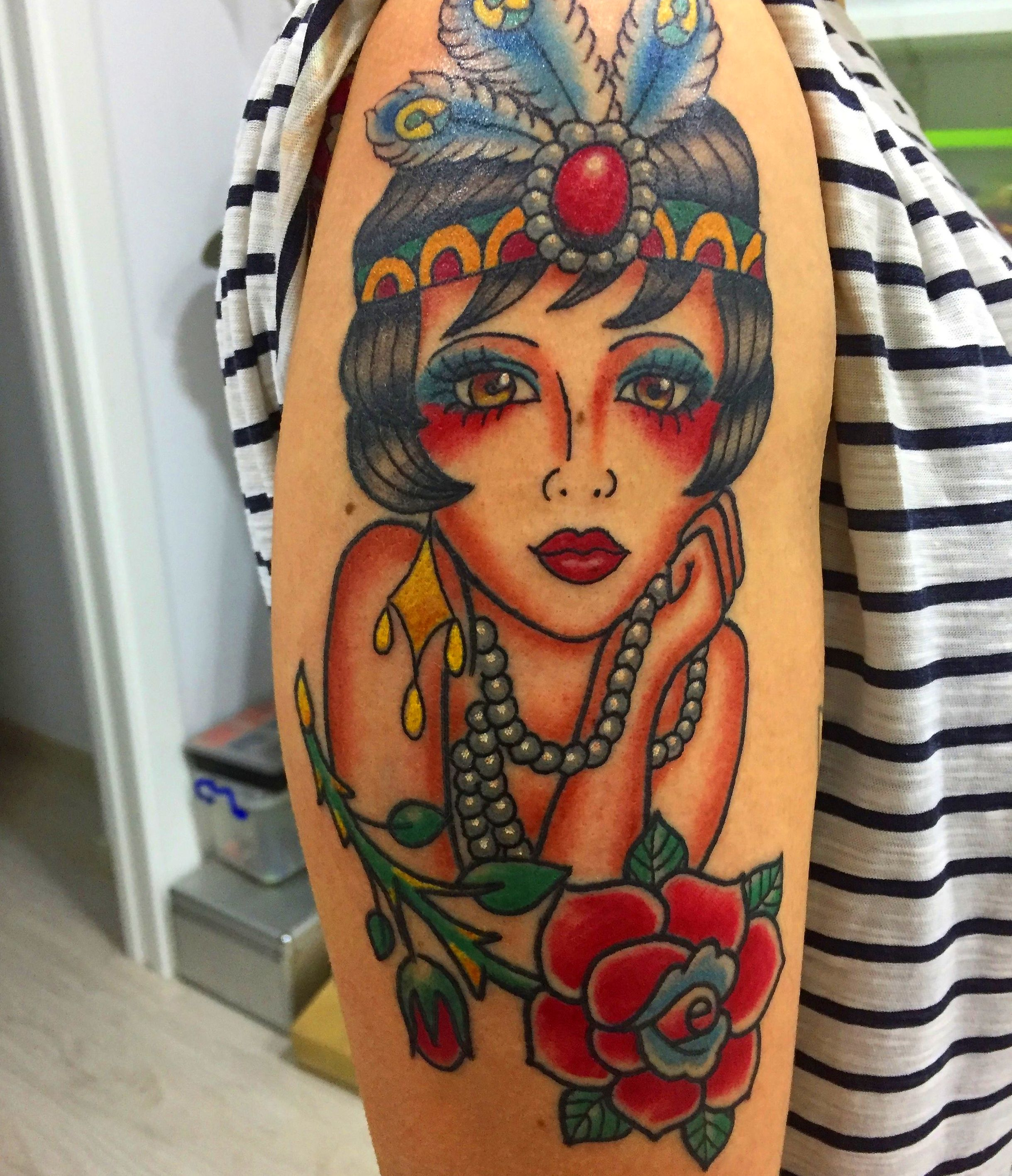 Foto 26 de Especialistas en tatuaje en A Coruña en A Coruña   Sailors Tattoo Family