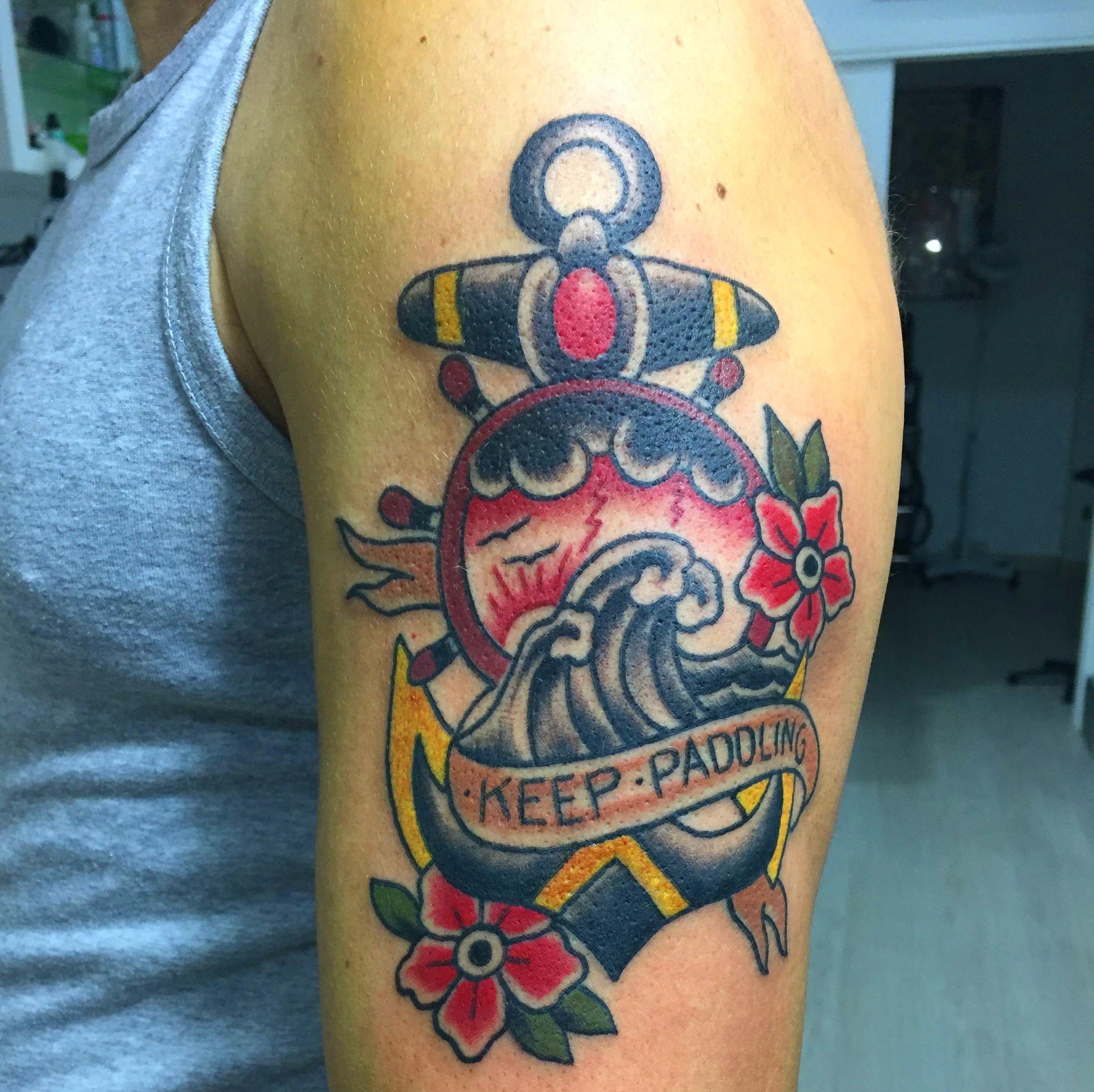 Foto 17 de Especialistas en tatuaje en A Coruña en A Coruña | Sailors Tattoo Family