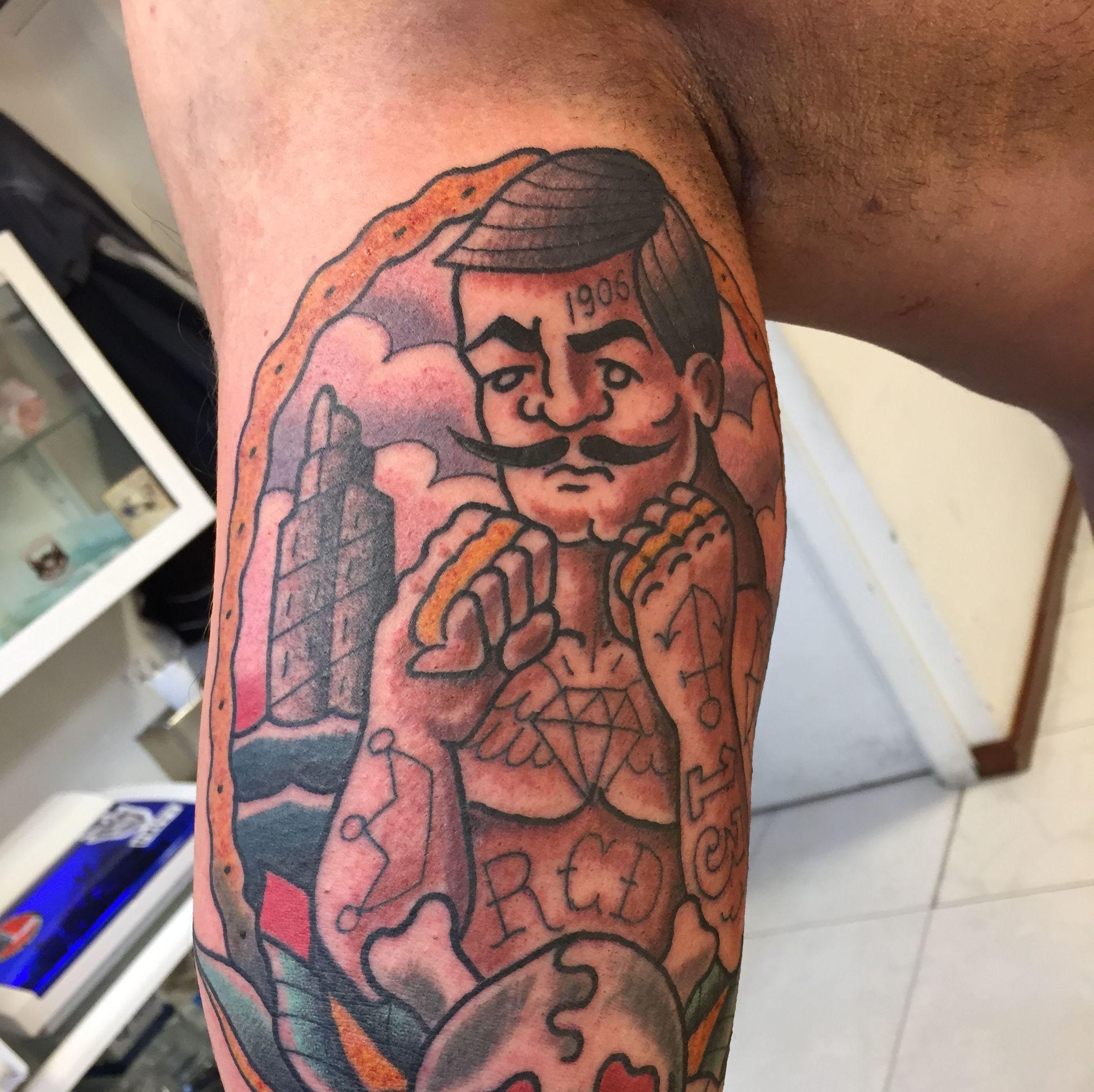 Foto 69 de Especialistas en tatuaje en A Coruña en A Coruña | Sailors Tattoo Family