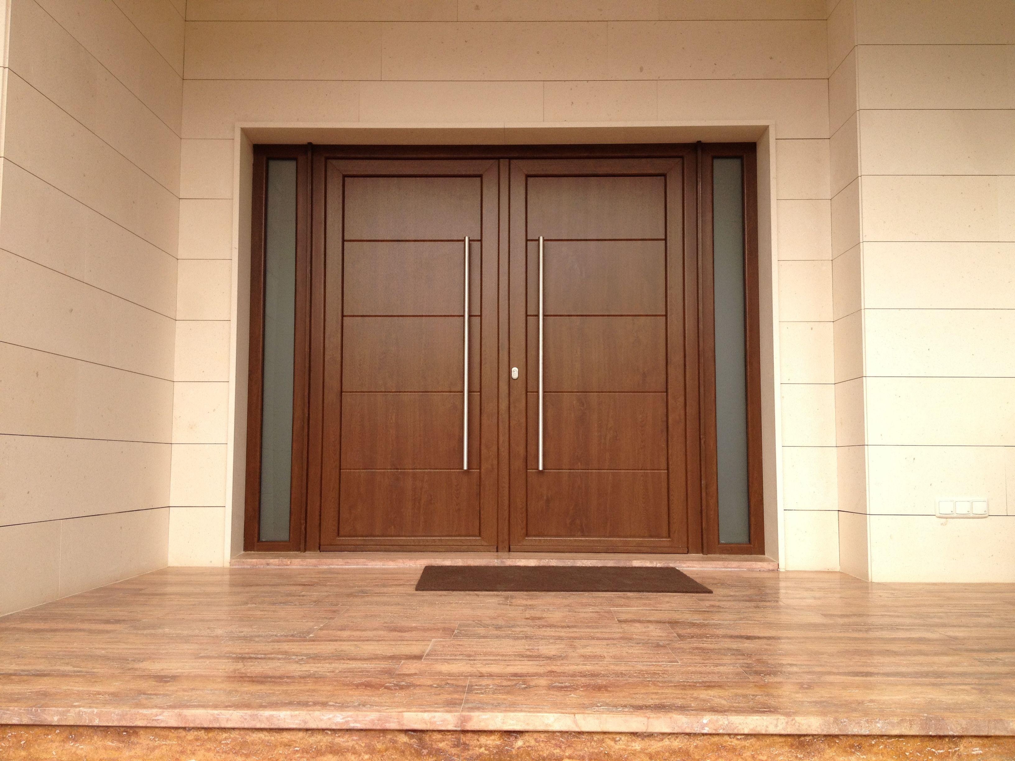 Puertas Y Ventanas De Pvc En Cartagena Instaladas Por La Empresa  ~ Puertas De Exterior De Aluminio Precios