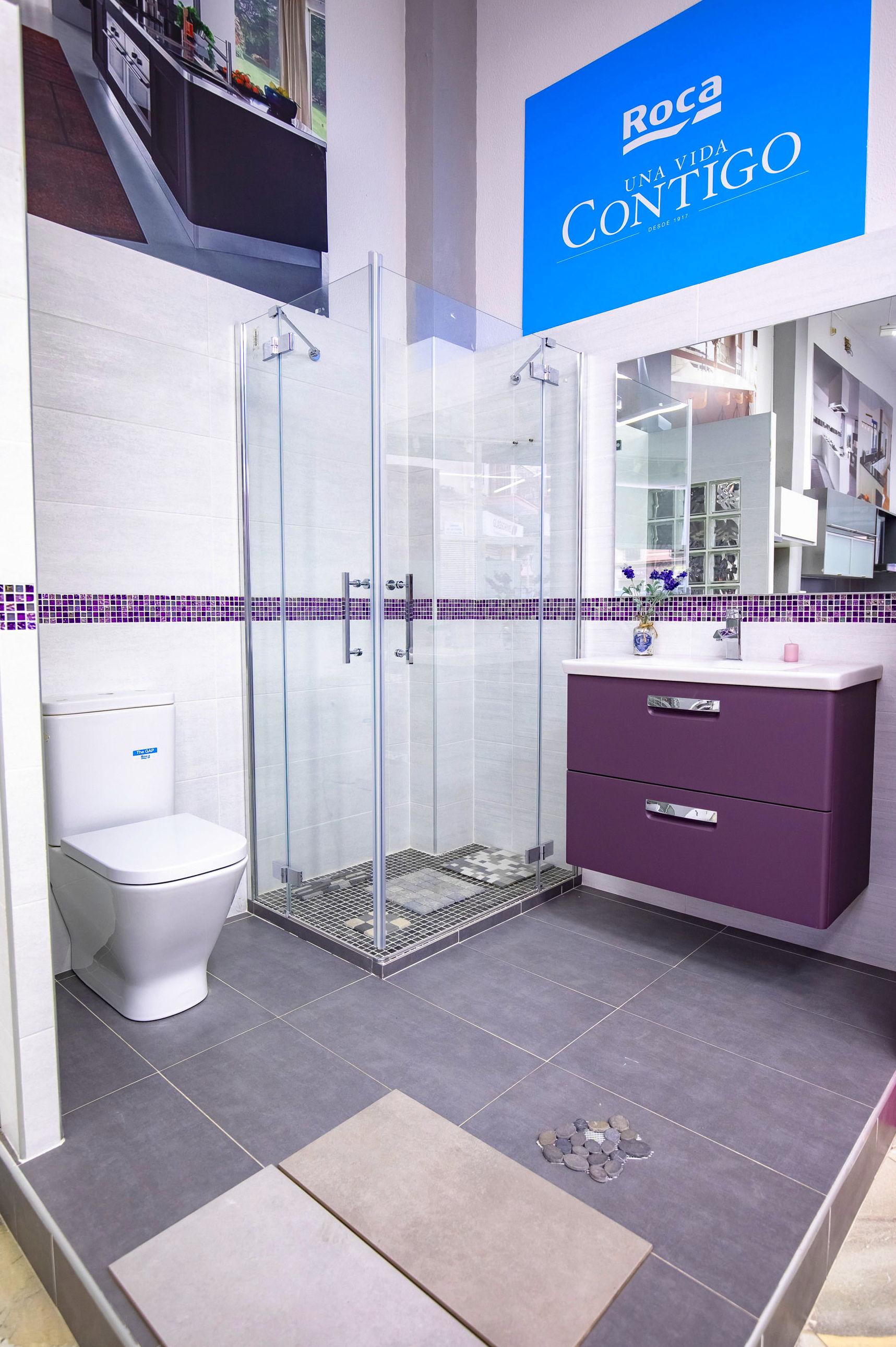 Exposición de baño