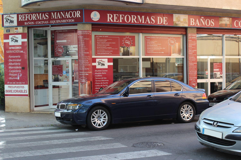 Empresas de reformas en Palma de Mallorca