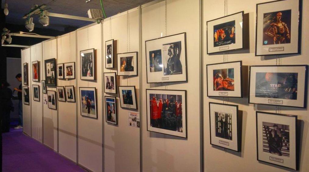 Stands Modulares, Cerramientos para exposiciones