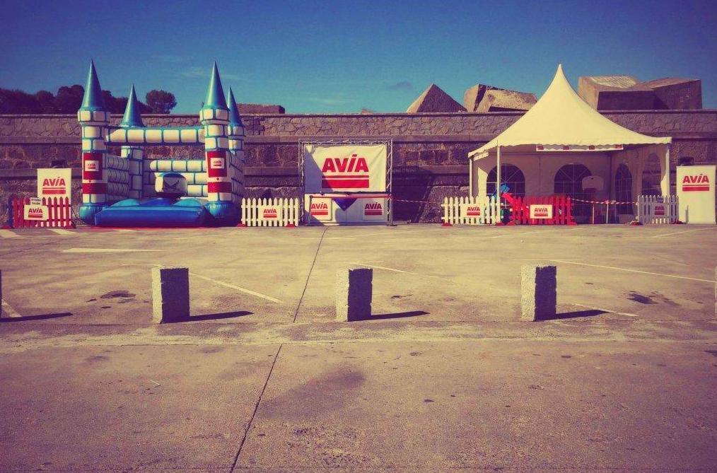 Parques infantiles: Hinchables, Ludotecas, Juguetes