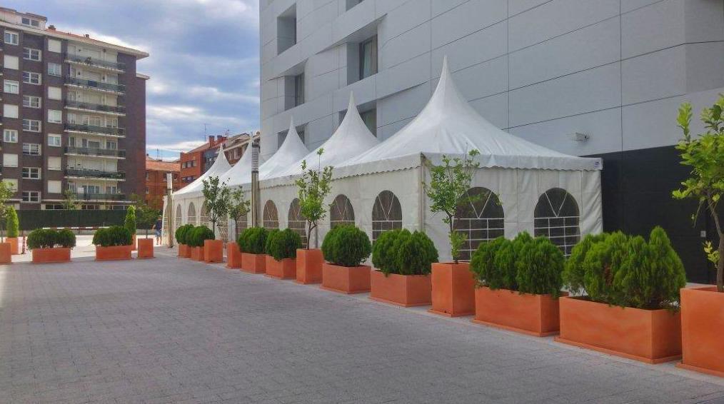 Jaimas para eventos en Bilbao