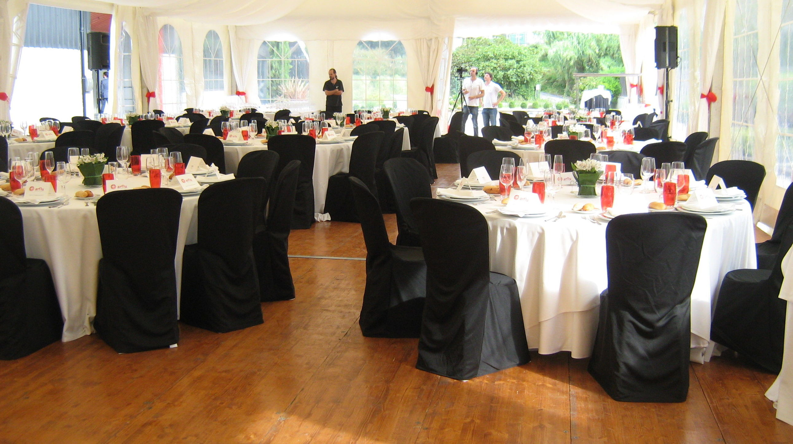 Carpas para bodas: Servicios de Klick & Go