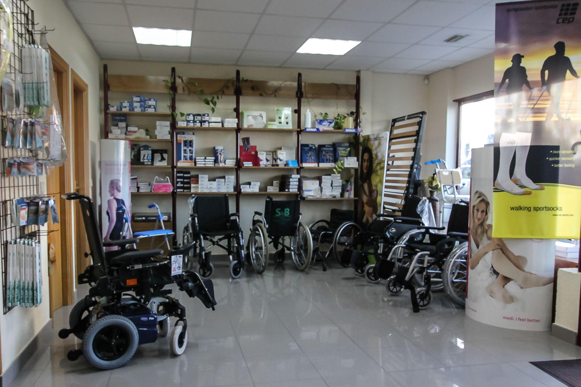Foto 2 de Ayudas técnicas en Coslada | Centro Ortopédico Venezuela