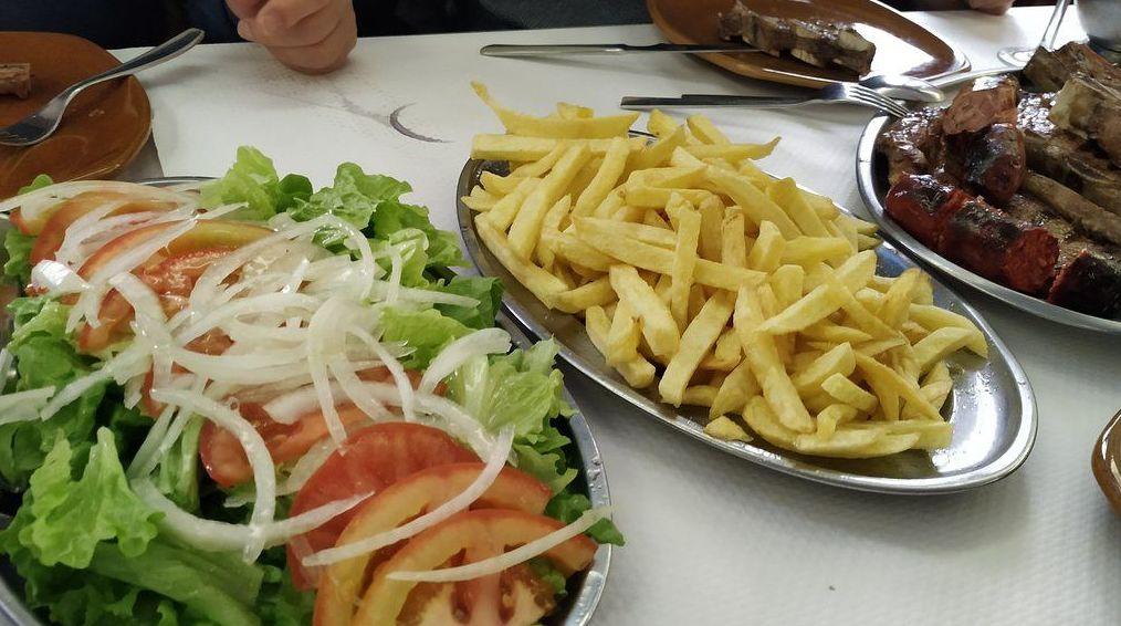 Guarniciones carne - Parrillada Buenos Aires A Coruña