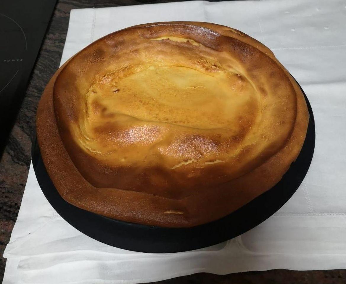 Tarta de queso casera - Parrillada Buenos Aires A Coruña
