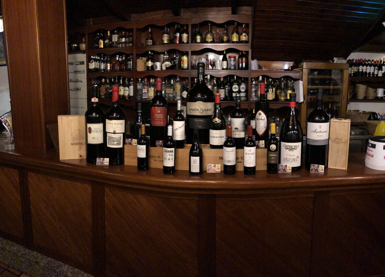 Vinos - Parrillada Buenos Aires A Coruña