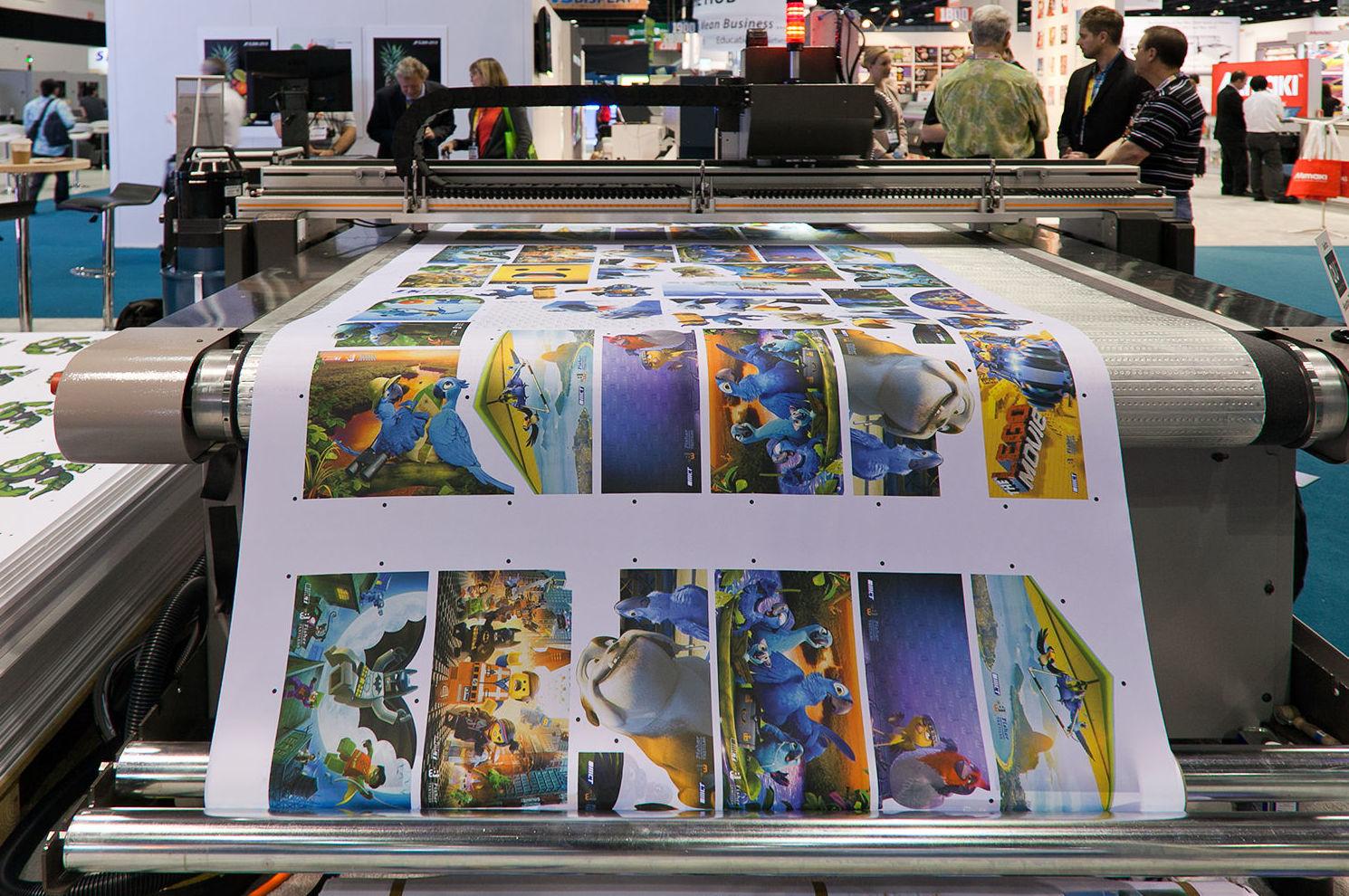 Serigrafía digital: Qué hacemos de Serigrafía Miró's