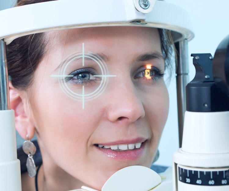 Control de salud visual en Aldaia