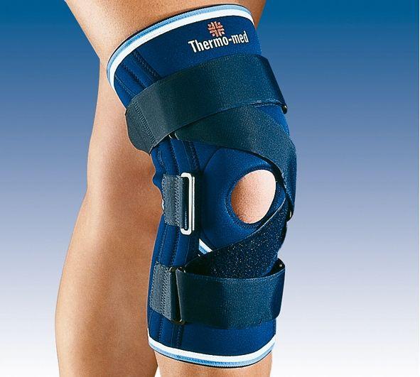 Rodillera para ligamentos cruzados: PRODUCTOS de Ortopedia J. Ribas