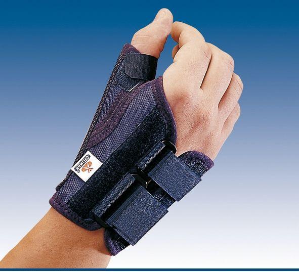 Muñequera semirrígida inmovilozadora con férula pulgar: PRODUCTOS de Ortopedia J. Ribas