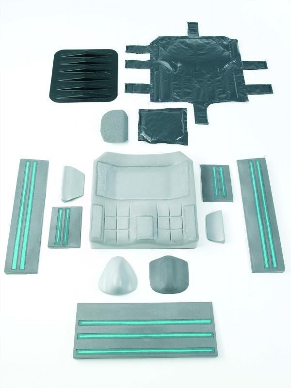 Flo-Tech modular Xtra Flo-Tech Modular Xtra: PRODUCTOS de Ortopedia J. Ribas