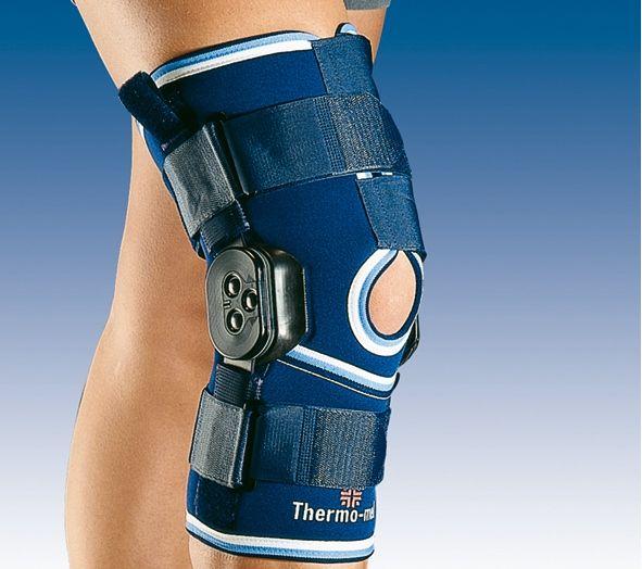 Rodillera para el control de flexo-extensión: PRODUCTOS de Ortopedia J. Ribas